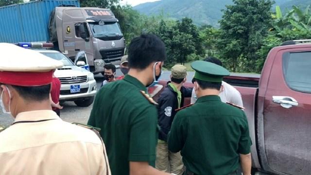 Quảng Trị: Phát hiện 6 người vượt biên trốn cách ly