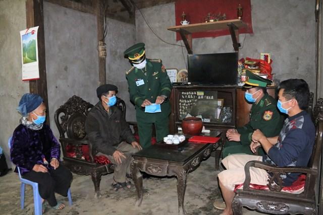 Hà Giang hỗ trợ đồng bào chống Covid-19