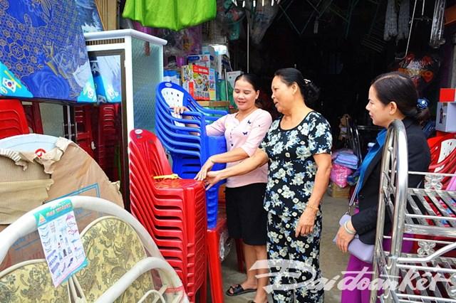 Sơn Tịnh tích cực thực hiện cuộc vận động 'Người Việt Nam ưu tiên dùng hàng Việt Nam' - 2