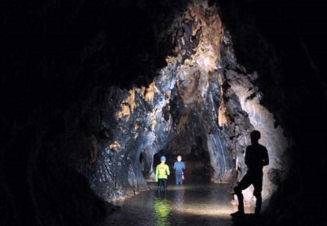 Phát hiện thêm 12 hang, động mới tại Phong Nha – Kẻ Bàng