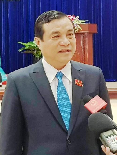 Khai mạc Kỳ họp HĐND tỉnh Quảng Nam - 1