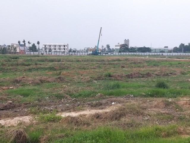 Quận 12, TP Hồ Chí Minh: Xây dựng công trình trái phép, 'bán lúa non' huy động vốn