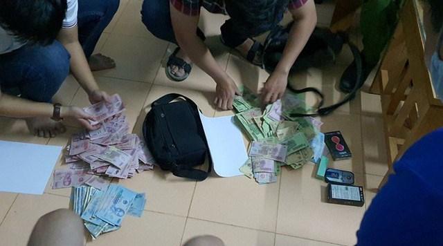 Cướp ngân hàng tại Quảng Nam bị Công an Quảng Ngãi bắt giữ - 1