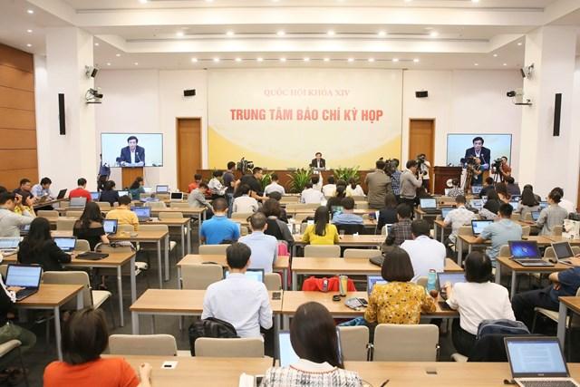 Kỳ họp thứ 8, Quốc hội khóa XIV: Thủ tướng và 4 Bộ trưởng sẽ trả lời chất vấn - 1