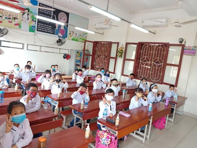 Học sinh trở lại trường: Đảm bảo an toàn là quan trọng nhất
