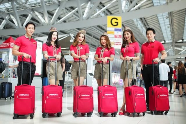 Vietjet tiếp tục khuyến mại lớn cho các đường bay tại Thái Lan với giá chỉ từ 6.500 đồng - 1