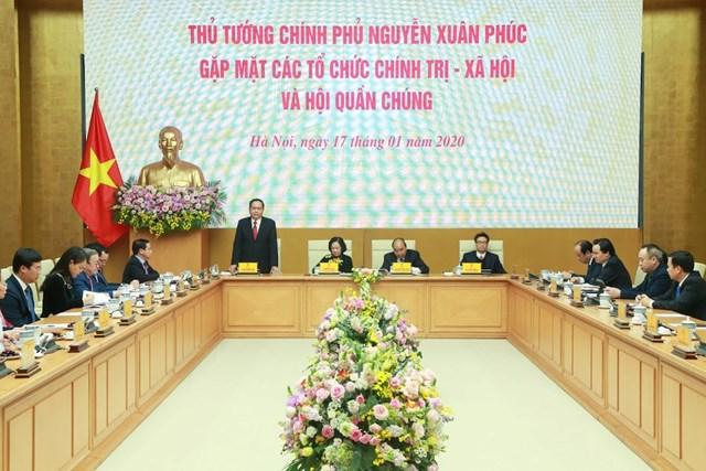Làm tốt công tác dân vận để đất nước bình yên - 3