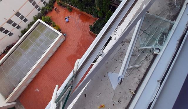Cần Thơ: Bệnh nhân bị tai nạn giao thông nhảy lầu bệnh viện tự tử - 1
