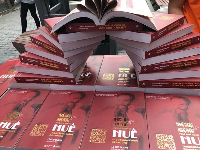 'Nghệ thuật và nghệ nhân vùng kinh thành Huế'