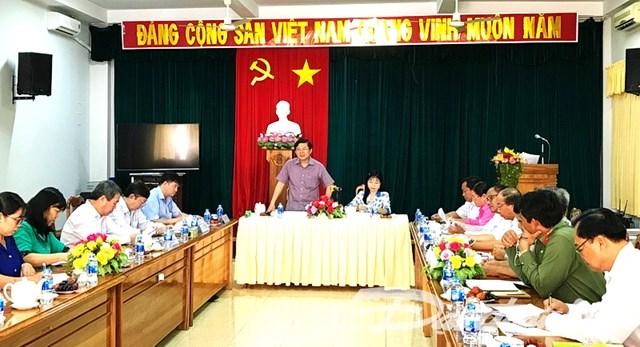 Mặt trận và Ban Dân tộc phối hợp tốt công tác tuyên truyền trong đồng bào dân tộc