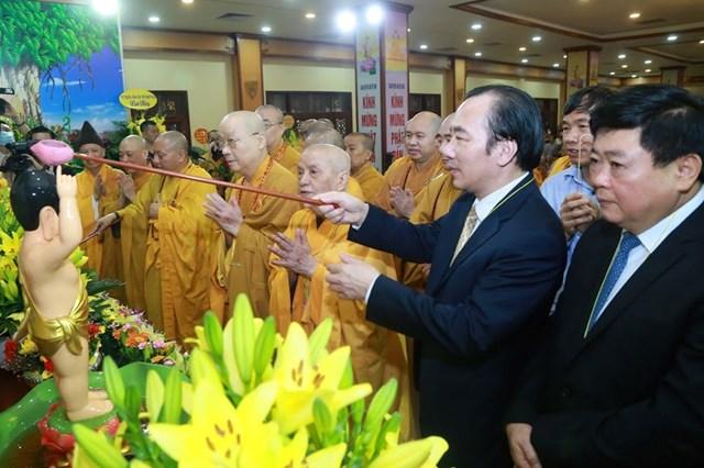 GHPG Việt Nam trọng thể tổ chức Đại lễ Phật đản Phật lịch 2564 - dương lịch 2020 - 8