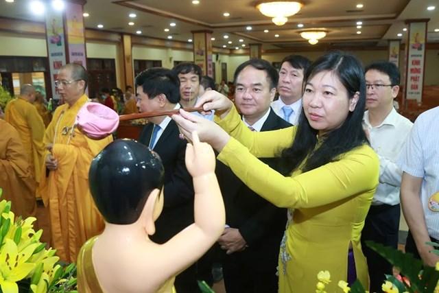 GHPG Việt Nam trọng thể tổ chức Đại lễ Phật đản Phật lịch 2564 - dương lịch 2020 - 11