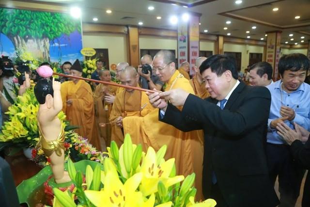 GHPG Việt Nam trọng thể tổ chức Đại lễ Phật đản Phật lịch 2564 - dương lịch 2020 - 12