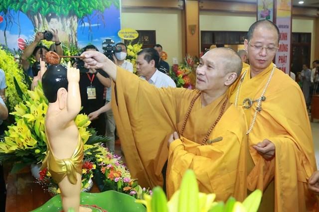 GHPG Việt Nam trọng thể tổ chức Đại lễ Phật đản Phật lịch 2564 - dương lịch 2020 - 10