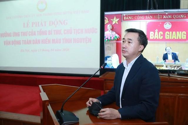 UBTƯ MTTQ Việt Nam phát động toàn dân hiến máu tình nguyện - 3