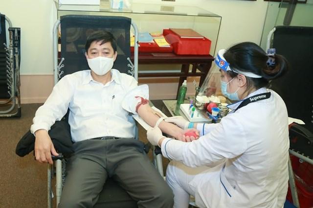 UBTƯ MTTQ Việt Nam phát động toàn dân hiến máu tình nguyện - 6