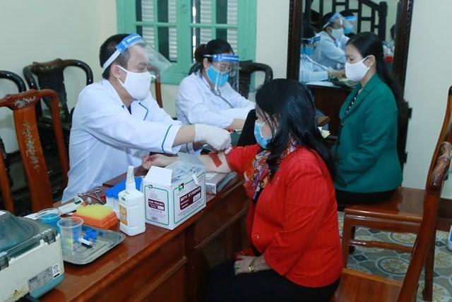 UBTƯ MTTQ Việt Nam phát động toàn dân hiến máu tình nguyện - 8