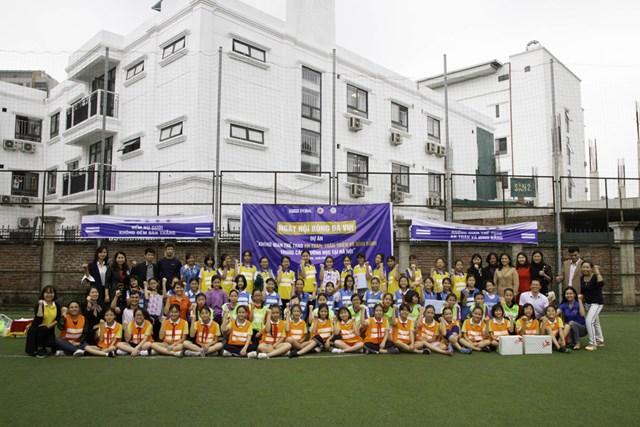 Thúc đẩy sự tham gia thể thao của trẻ em gái