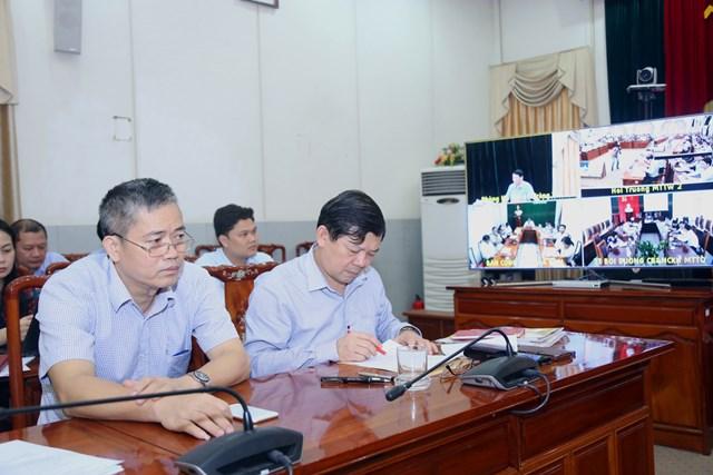 Mặt trận Trung ương thông báo nhanh kết quả Hội nghị Trung ương 11 (khóa XII) - 2