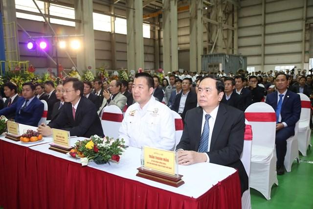 Khánh thành Nhà máy sản xuất máy biến áp truyền tải 220-500kV - 1