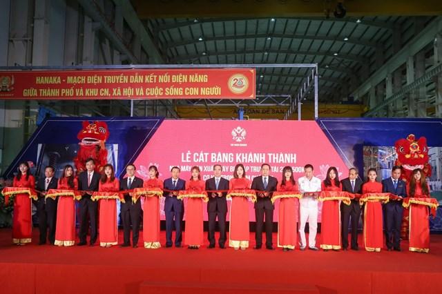 Khánh thành Nhà máy sản xuất máy biến áp truyền tải 220-500kV - 2