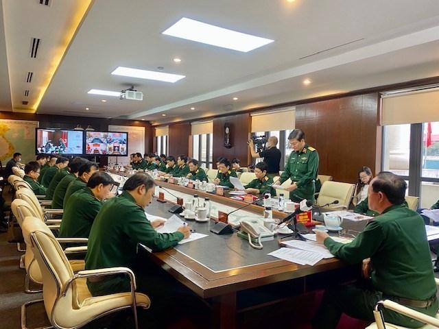 Bộ Quốc phòng triển khai phòng chống dịch Covid-19 giai đoạn 2 trong toàn quân - 1