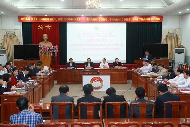 Đưa hàng Việt chiếm lĩnh thị trường trong nước và quốc tế - 7