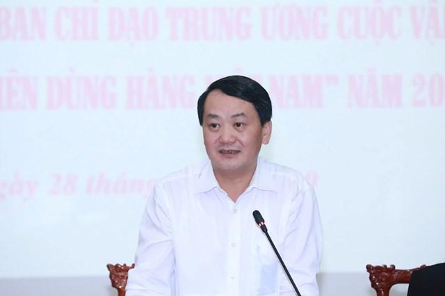 Đưa hàng Việt chiếm lĩnh thị trường trong nước và quốc tế - 8