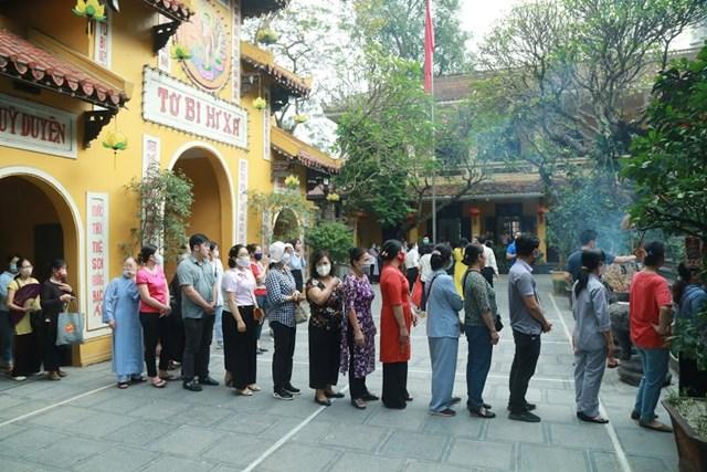 GHPG Việt Nam trọng thể tổ chức Đại lễ Phật đản Phật lịch 2564 - dương lịch 2020 - 15