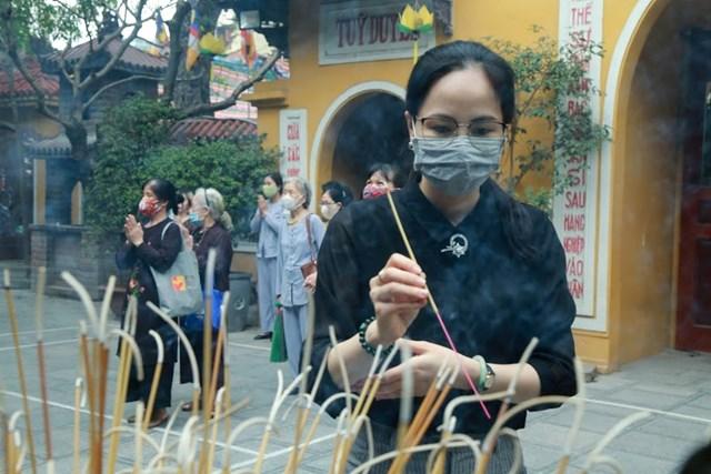 GHPG Việt Nam trọng thể tổ chức Đại lễ Phật đản Phật lịch 2564 - dương lịch 2020 - 16