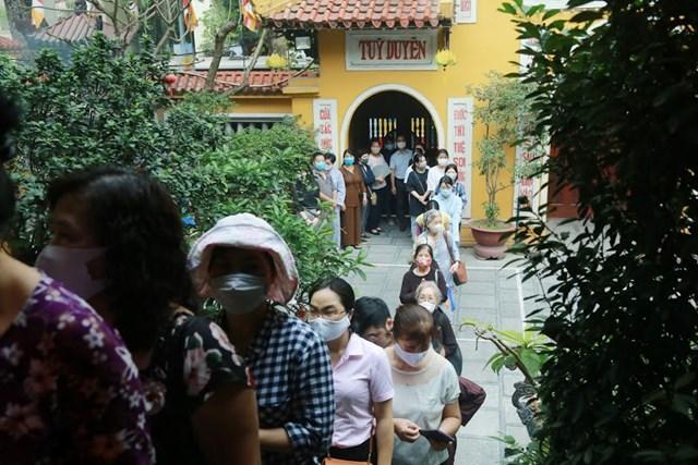 GHPG Việt Nam trọng thể tổ chức Đại lễ Phật đản Phật lịch 2564 - dương lịch 2020 - 17
