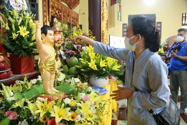 GHPG Việt Nam trọng thể tổ chức Đại lễ Phật đản Phật lịch 2564 - dương lịch 2020 - 13