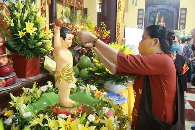 GHPG Việt Nam trọng thể tổ chức Đại lễ Phật đản Phật lịch 2564 - dương lịch 2020 - 14