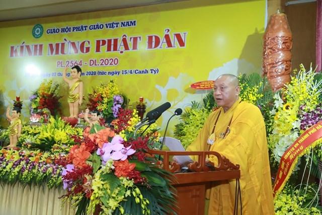 GHPG Việt Nam trọng thể tổ chức Đại lễ Phật đản Phật lịch 2564 - dương lịch 2020 - 4