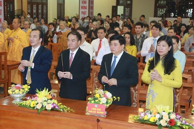 GHPG Việt Nam trọng thể tổ chức Đại lễ Phật đản Phật lịch 2564 - dương lịch 2020 - 6
