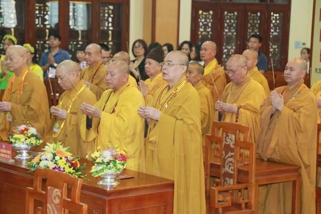 GHPG Việt Nam trọng thể tổ chức Đại lễ Phật đản Phật lịch 2564 - dương lịch 2020 - 7