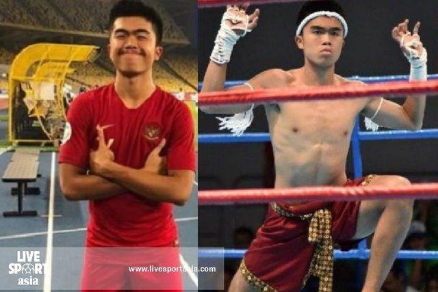 Cầu thủ Indonesia gây sốc khi giành huy chương ở môn... Muay Thái