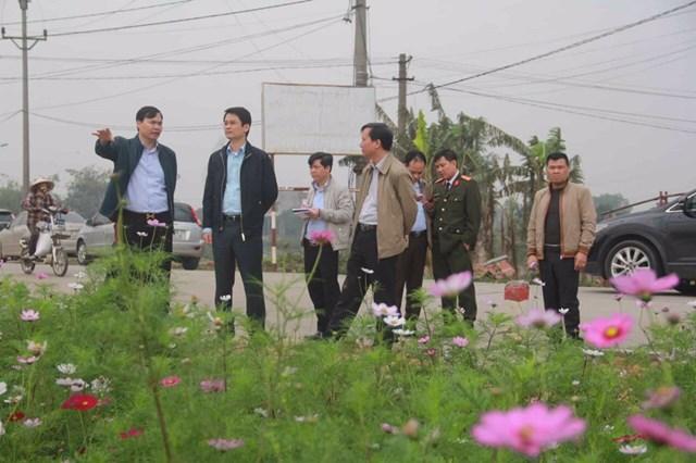 Thị xã Đông Triều (Quảng Ninh): Đang cán đích xây dựng Nông thôn mới