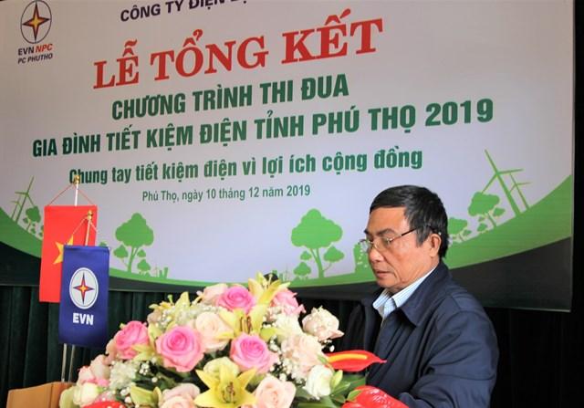 Tuyên dương 90 gia đình Tiết kiệm điện tại tỉnh Phú Thọ - 2