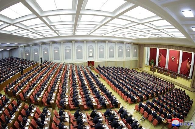 Ông Kim Jong-un triệu họp về an ninh quốc phòng giữa lúc căng thẳng với Mỹ - 5