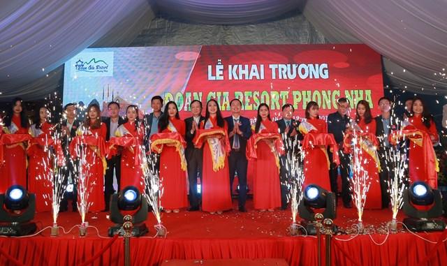 Quảng Bình: Khai trương mô hình du lịch thích ứng biến đổi khí hậu