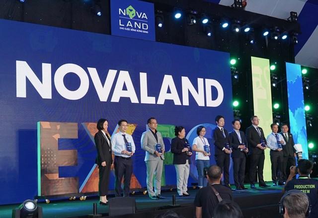 Khai mạc Triển lãm bất động sản ấn tượng - Novaland Expo 12/2019 - 1