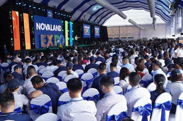 Khai mạc Triển lãm bất động sản ấn tượng - Novaland Expo 12/2019