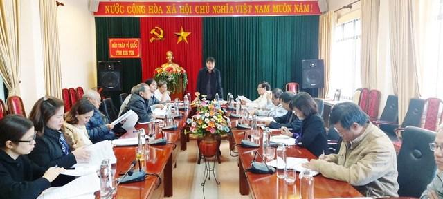 BẢN TIN MẶT TRẬN: Mặt trận Kon Tum tổ chức triển khai nhiệm vụ giám sát và phản biện xã hội năm 2020