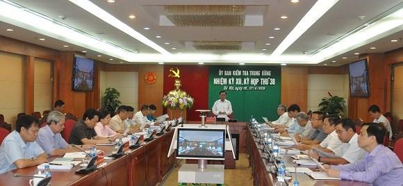 Đề nghị Ban Bí thư kỷ luật Giám đốc Công an tỉnh và Trưởng Ban Nội chính Tỉnh ủy Đồng Nai