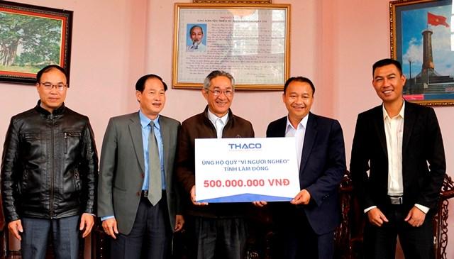 Thaco hỗ trợ 25 tỷ đồng để người nghèo đón Tết - 2