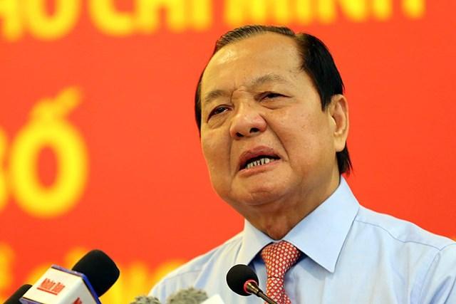 Dự án Thủ Thiêm: Vi phạm của ông Lê Thanh Hải 'đến mức phải xem xét kỷ luật'