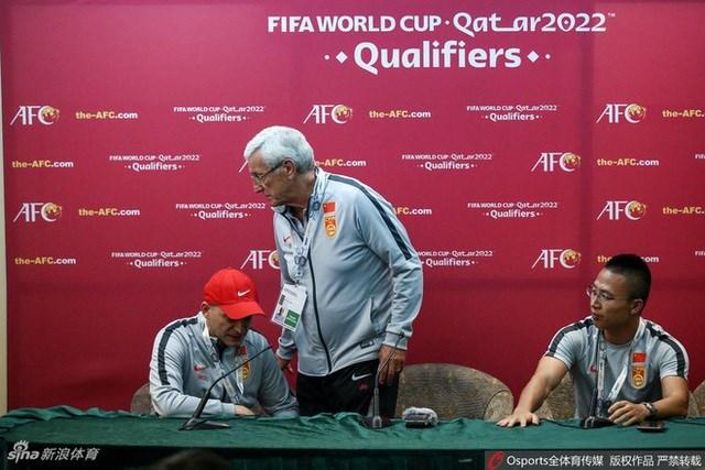 Những HLV danh tiếng thất bại cay đắng ở vòng loại World Cup 2022 - 1