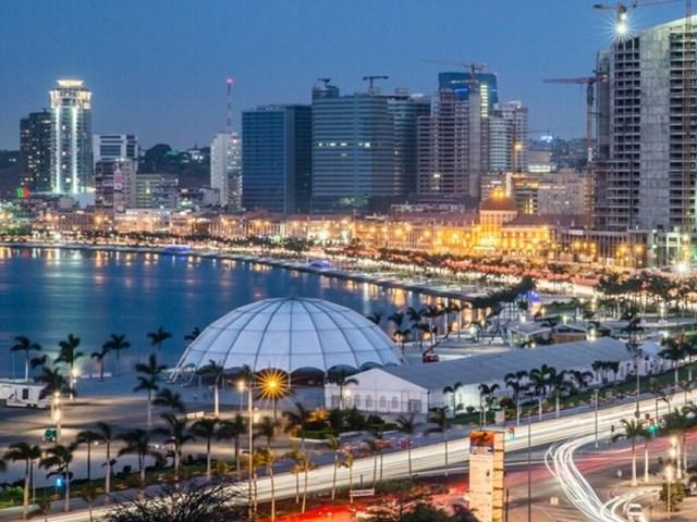 Đất nước Angola - 1