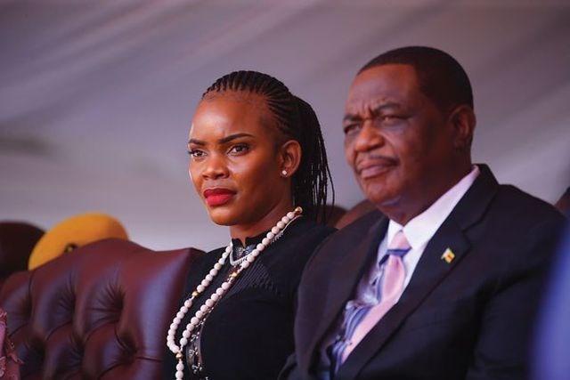 Vợ Phó tổng thống Zimbabwe hầu tòa vì cáo buộc âm mưu giết chồng